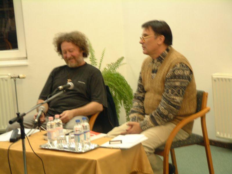 Zalán Tibor és Lengyel Boldizsár
