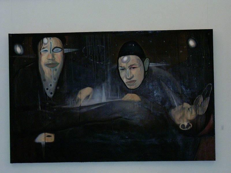 Palkó Tibor egyik munkája