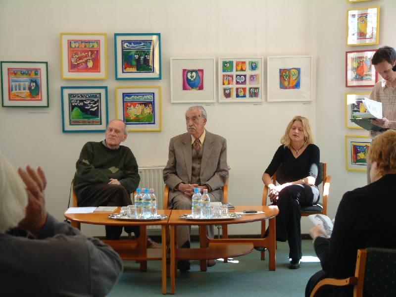 Bistey András beszélgetett a könyv szerkesztőjével