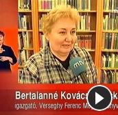 Bertalanné Kovács Piroska 2008