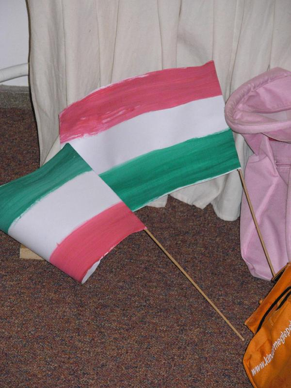 Magyar trikolor