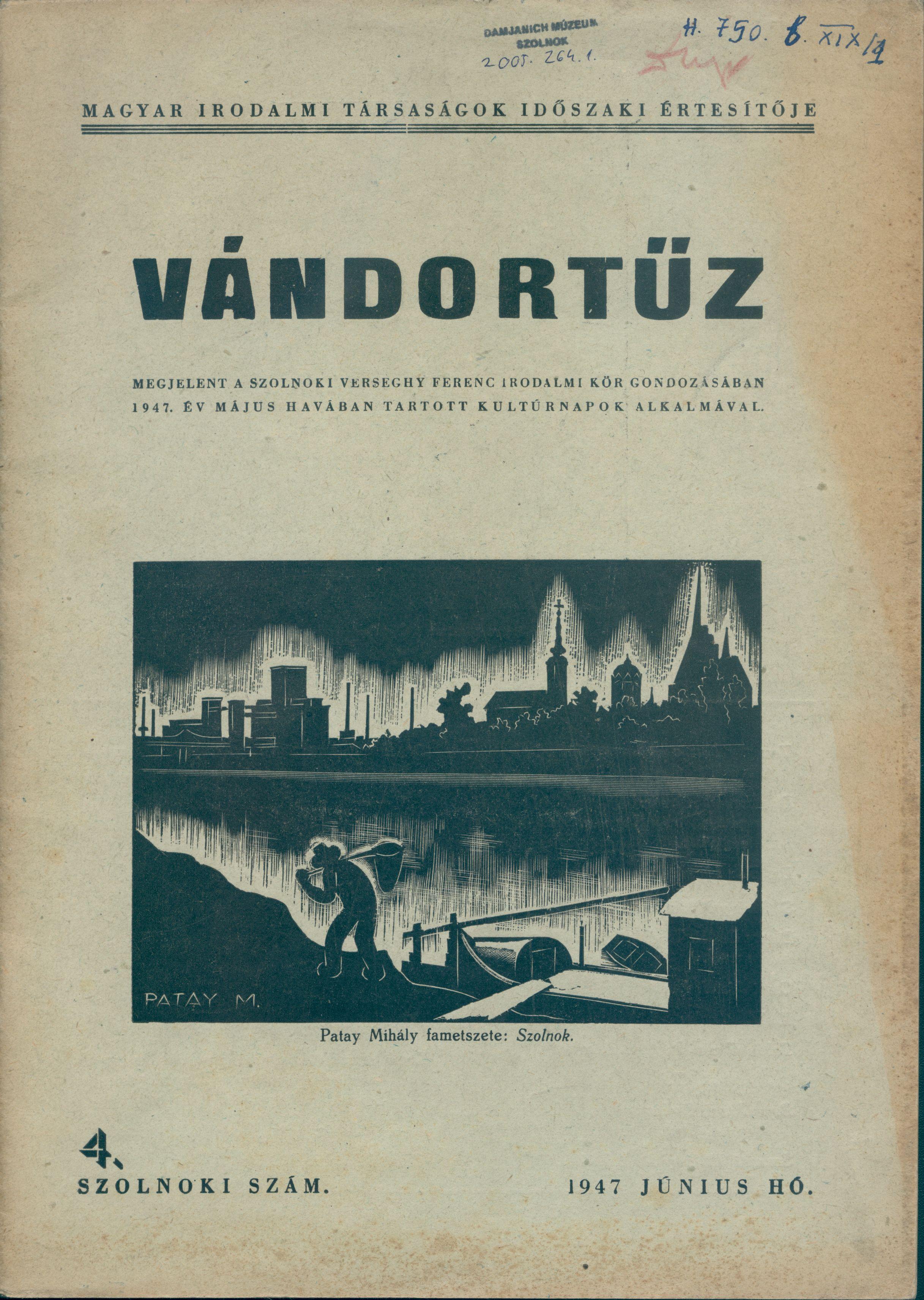 vandortuz 1947 cimlapja