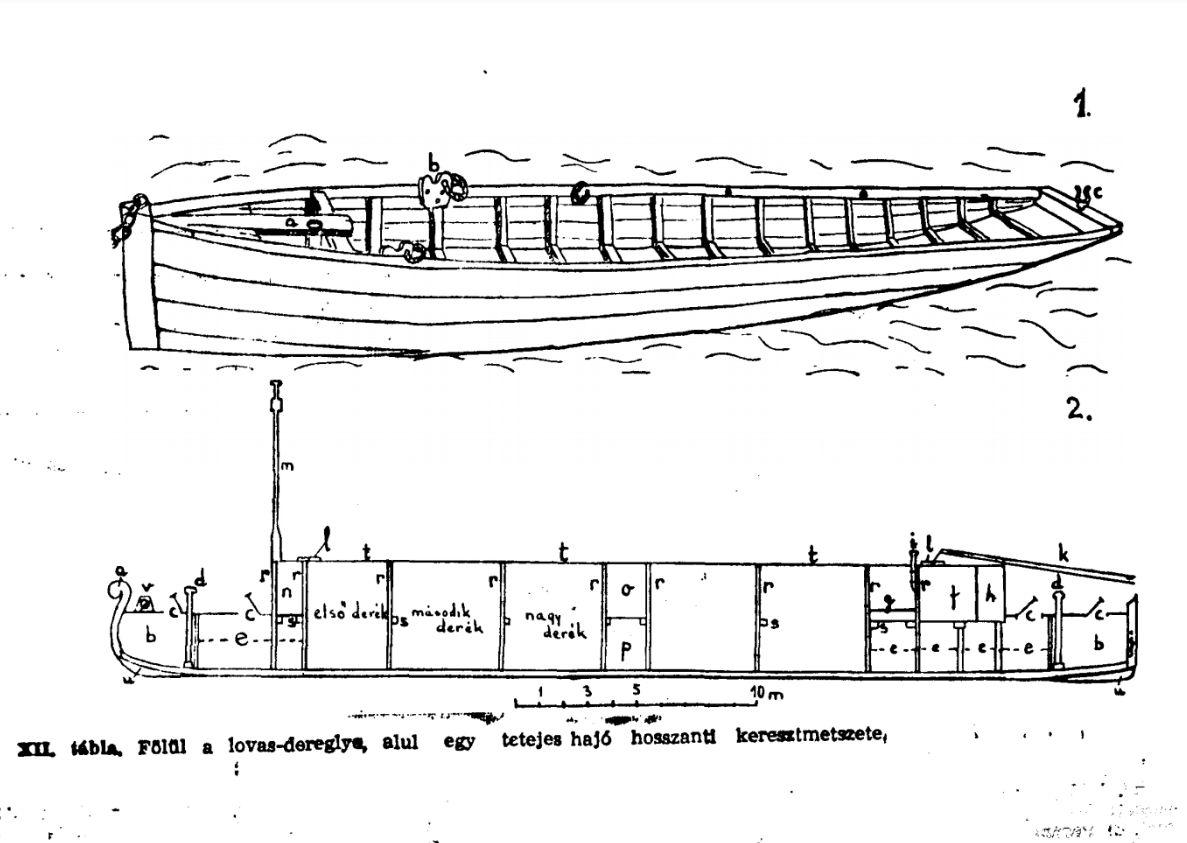 Tiszai fahajók