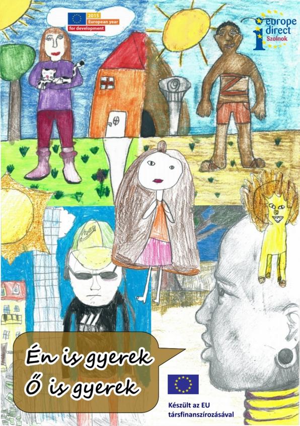 én is gyerek ői gyerek címlapja 2015