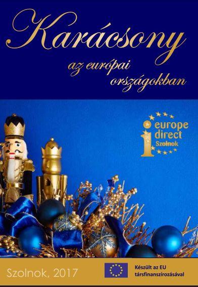 Európai karácsony borítója