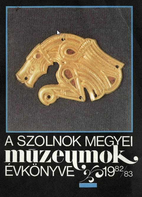 Szolnok megyei múzeumi évkönyv,1982-83
