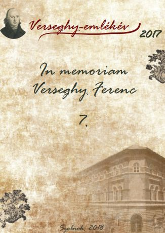 In memoriam Verseghy Ferenc