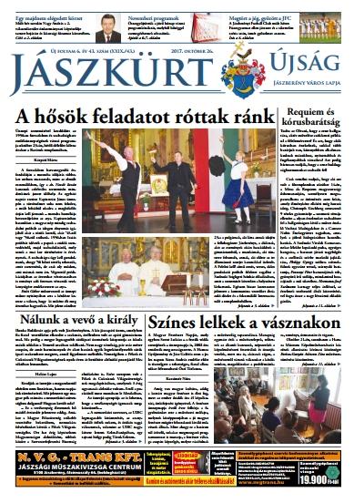 Jászkürt Újság