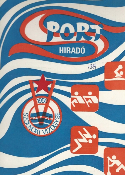 Sport Híradó 1984 Szolnok