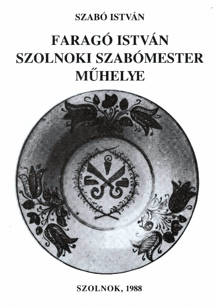 Faragó Sándor borítója