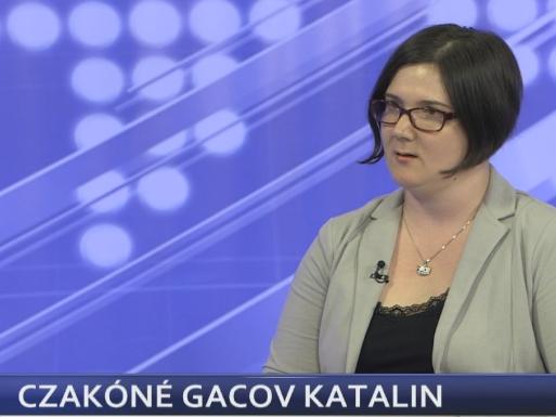 Czakóné Gacov Katalin