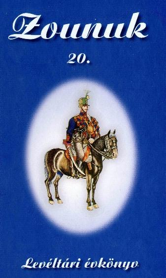 Zounuk 20 borítója
