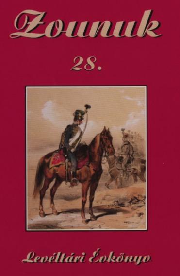 Zounuk 28 borítója